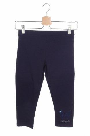 Dětské legíny  Desigual, Velikost 10-11y/ 146-152 cm, Barva Modrá, 95% bavlna, 5% elastan, Cena  518,00Kč