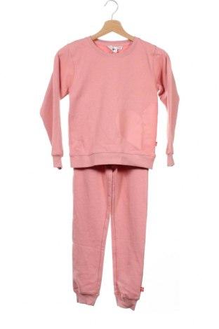 Dětský komplet  Racoon, Velikost 8-9y/ 134-140 cm, Barva Růžová, 60% bavlna, 40% polyester, Cena  836,00Kč