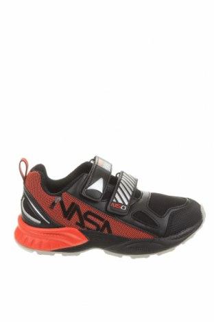 Детски обувки, Размер 31, Цвят Черен, Текстил, естествена кожа, Цена 42,00лв.