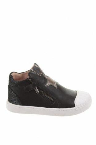Παιδικά παπούτσια Garvalin, Μέγεθος 27, Χρώμα Μαύρο, Γνήσιο δέρμα, Τιμή 42,14€