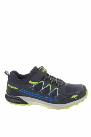 Παιδικά παπούτσια Kangaroos, Μέγεθος 37, Χρώμα Μπλέ, Δερματίνη, πολυουρεθάνης, κλωστοϋφαντουργικά προϊόντα, Τιμή 34,41€