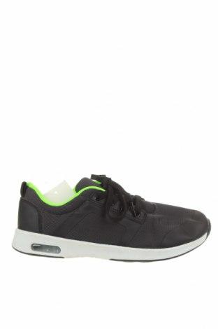 Детски обувки Kids & Co, Размер 39, Цвят Сив, Текстил, еко кожа, Цена 45,89лв.