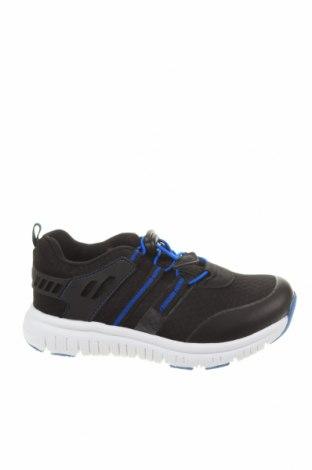 Детски обувки Lamino, Размер 29, Цвят Черен, Текстил, полиуретан, еко кожа, Цена 51,00лв.
