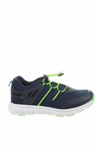 Детски обувки Lamino, Размер 34, Цвят Син, Текстил, полиуретан, еко кожа, Цена 51,00лв.