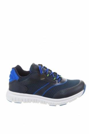 Детски обувки Lamino, Размер 33, Цвят Син, Текстил, полиуретан, еко кожа, Цена 59,25лв.