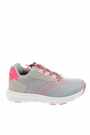 Детски обувки Lamino, Размер 31, Цвят Сив, Текстил, полиуретан, еко кожа, Цена 53,72лв.