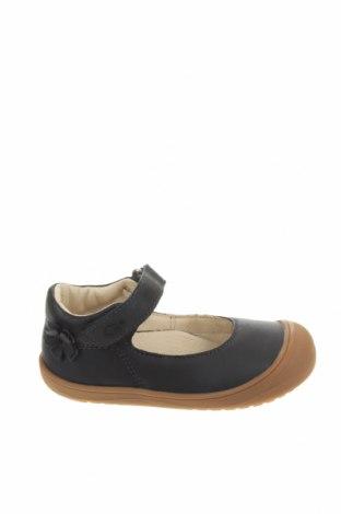 Детски обувки Lamino, Размер 26, Цвят Син, Естествена кожа, Цена 59,25лв.