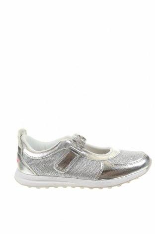 Детски обувки Lelli Kelly, Размер 35, Цвят Сив, Еко кожа, текстил, Цена 64,97лв.