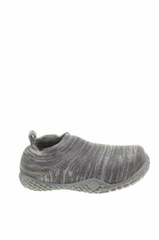 Детски обувки Playshoes, Размер 22, Цвят Сив, Текстил, Цена 43,07лв.