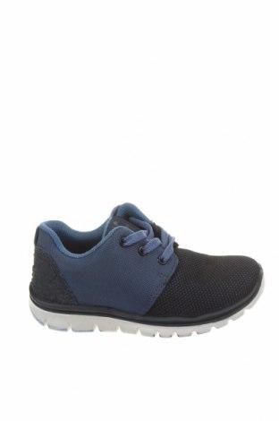 Детски обувки Primigi, Размер 26, Цвят Син, Текстил, еко кожа, Цена 74,25лв.