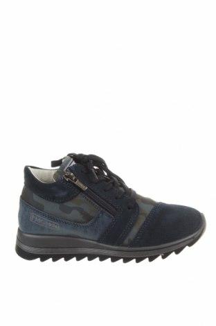 Детски обувки Primigi, Размер 31, Цвят Син, Естествен велур, еко кожа, Цена 104,25лв.