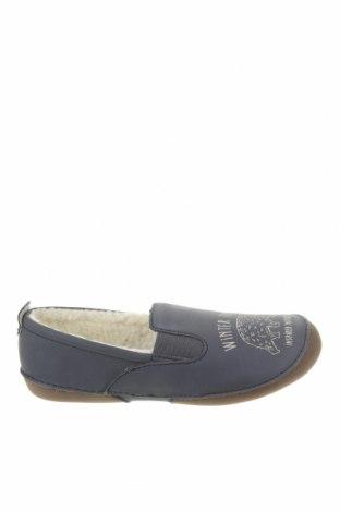 Παιδικά παπούτσια Vertbaudet, Μέγεθος 32, Χρώμα Μπλέ, Γνήσιο δέρμα, Τιμή 38,21€