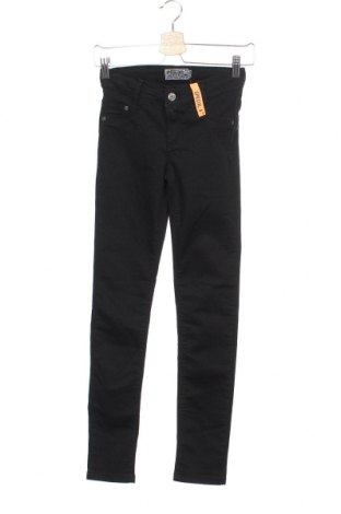 Детски панталон Blue Effect, Размер 12-13y/ 158-164 см, Цвят Черен, 78% памук, 20% полиестер, 2% еластан, Цена 11,88лв.