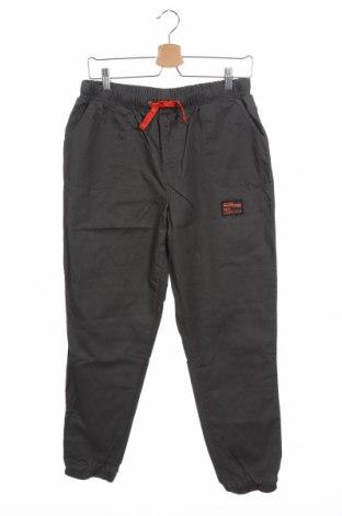 Παιδικό παντελόνι John Baner, Μέγεθος 15-18y/ 170-176 εκ., Χρώμα Γκρί, Βαμβάκι, Τιμή 12,96€