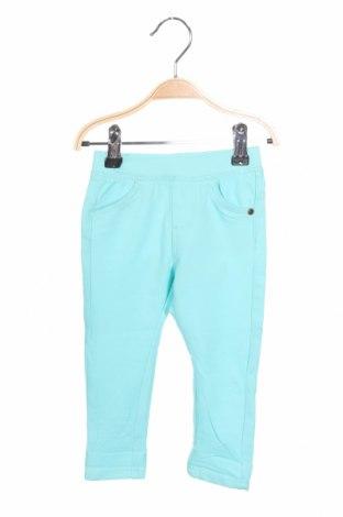 Παιδικό παντελόνι Vertbaudet, Μέγεθος 12-18m/ 80-86 εκ., Χρώμα Μπλέ, 72% βαμβάκι, 24% πολυεστέρας, 4% ελαστάνη, Τιμή 10,89€