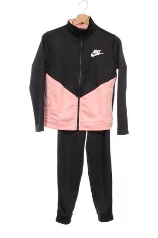 Dětský sportovní komplet  Nike, Velikost 9-10y/ 140-146 cm, Barva Černá, Polyester, Cena  1048,00Kč