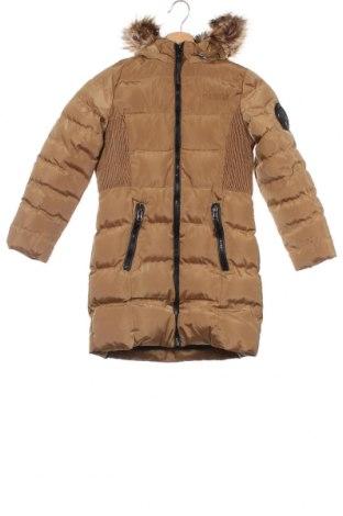 Детско яке Canadian Peak, Размер 9-10y/ 140-146 см, Цвят Кафяв, Полиестер, Цена 179,00лв.