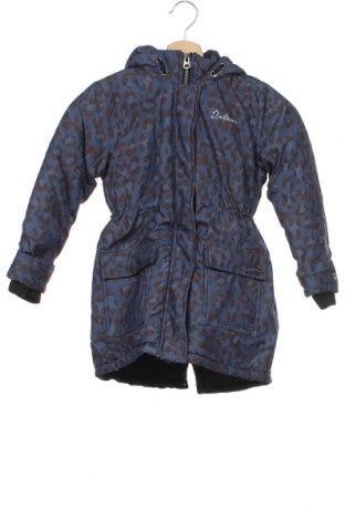 Dětská bunda  Retour Jeans, Velikost 6-7y/ 122-128 cm, Barva Modrá, 48% polyester, 47% bavlna, 5% polyamide, Cena  691,00Kč