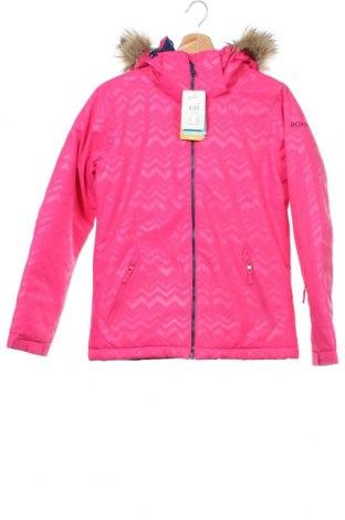 Dětská bunda pro zimní sporty  Roxy, Velikost 15-18y/ 170-176 cm, Barva Růžová, Polyester, Cena  1619,00Kč