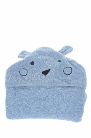 Кърпа Name It, Цвят Син, 90% памук, 9% полиестер, 1% еластан, Цена 14,28лв.