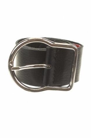 Ζώνη S.Oliver, Χρώμα Μαύρο, Γνήσιο δέρμα, Τιμή 22,20€