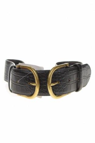 Колан Zara, Цвят Черен, Естествена кожа, Цена 27,93лв.