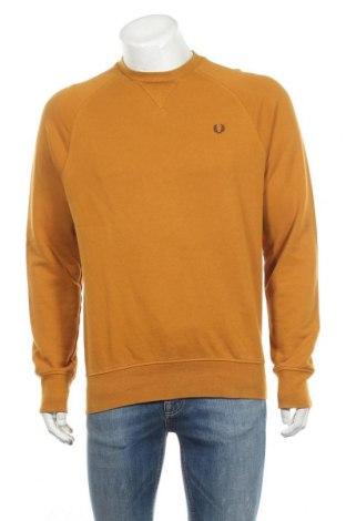 Pánské tričko  Fred Perry, Velikost M, Barva Oranžová, Bavlna, Cena  1185,00Kč