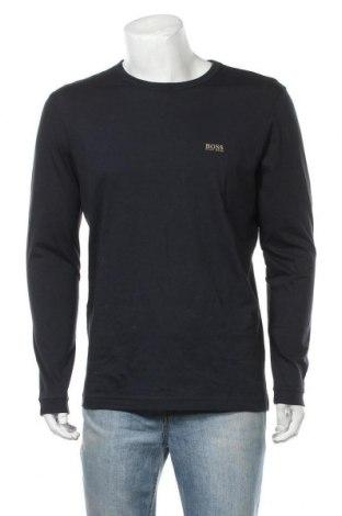 Ανδρική μπλούζα Hugo Boss, Μέγεθος L, Χρώμα Μπλέ, Βαμβάκι, Τιμή 39,20€
