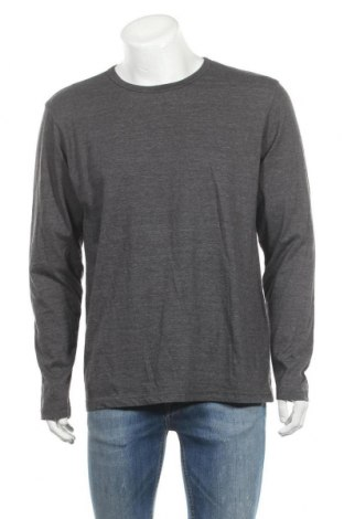 Ανδρική μπλούζα Identic, Μέγεθος L, Χρώμα Γκρί, Τιμή 11,04€