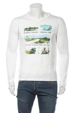 Ανδρική μπλούζα Roadsign, Μέγεθος S, Χρώμα Λευκό, Βαμβάκι, Τιμή 11,69€