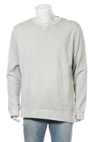 Ανδρική μπλούζα Tom Tailor, Μέγεθος XXL, Χρώμα Γκρί, Βαμβάκι, Τιμή 11,37€