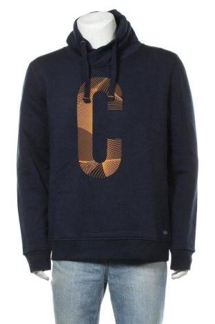 Ανδρική μπλούζα Tom Tailor, Μέγεθος XL, Χρώμα Μπλέ, 60% βαμβάκι, 40% πολυεστέρας, Τιμή 15,30€
