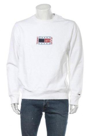 Pánské tričko  Tommy Hilfiger, Velikost L, Barva Bílá, Bavlna, Cena  1153,00Kč