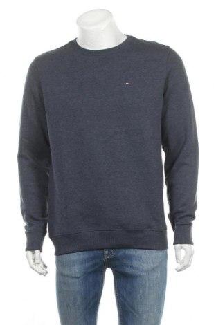 Pánské tričko  Tommy Hilfiger, Velikost L, Barva Modrá, 50% bavlna, 50% polyester, Cena  1153,00Kč