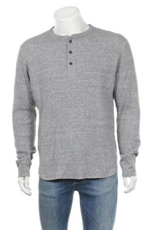 Pánské tričko  Uniqlo, Velikost L, Barva Šedá, 80% bavlna, 20% polyester, Cena  242,00Kč