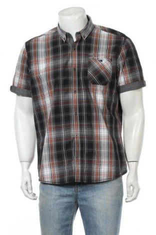Мъжка риза Angelo Litrico, Размер L, Цвят Многоцветен, Памук, Цена 15,12лв.