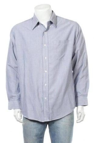 Ανδρικό πουκάμισο Croft & Barrow, Μέγεθος XL, Χρώμα Γκρί, 60% βαμβάκι, 40% πολυεστέρας, Τιμή 11,04€