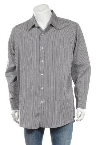Мъжка риза Charter Club, Размер XL, Цвят Сив, Памук, Цена 5,51лв.