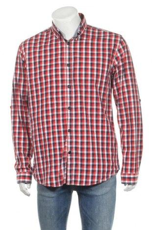 Мъжка риза Core By Jack & Jones, Размер XL, Цвят Многоцветен, Памук, Цена 11,34лв.