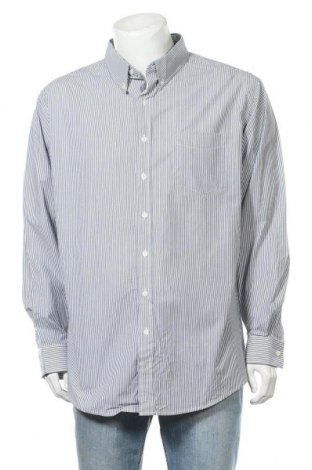 Ανδρικό πουκάμισο Croft & Barrow, Μέγεθος XL, Χρώμα Γκρί, 60% βαμβάκι, 40% πολυεστέρας, Τιμή 11,69€
