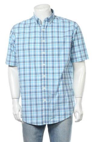 Ανδρικό πουκάμισο Croft & Barrow, Μέγεθος L, Χρώμα Μπλέ, Βαμβάκι, Τιμή 11,11€