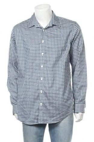 Ανδρικό πουκάμισο Denver Hayes, Μέγεθος XL, Χρώμα Μπλέ, Βαμβάκι, Τιμή 9,94€