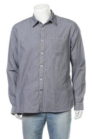 Ανδρικό πουκάμισο Esprit, Μέγεθος XL, Χρώμα Μπλέ, Βαμβάκι, Τιμή 5,23€