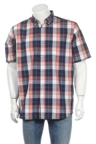 Мъжка риза George, Размер L, Цвят Многоцветен, 55% памук, 45% полиестер, Цена 14,28лв.