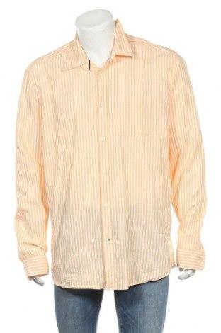 Ανδρικό πουκάμισο H&M L.O.G.G., Μέγεθος XL, Χρώμα Πορτοκαλί, Βαμβάκι, Τιμή 10,49€