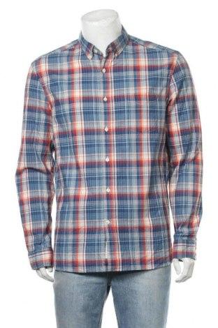 Ανδρικό πουκάμισο H&M L.O.G.G., Μέγεθος L, Χρώμα Πολύχρωμο, Βαμβάκι, Τιμή 10,49€