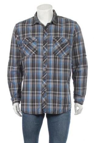Ανδρικό πουκάμισο INC International Concepts, Μέγεθος XL, Χρώμα Μπλέ, Βαμβάκι, Τιμή 16,96€