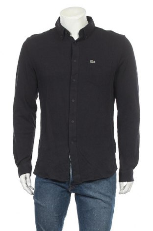 Pánská košile  Lacoste, Velikost L, Barva Černá, 100% bavlna, Cena  1470,00Kč