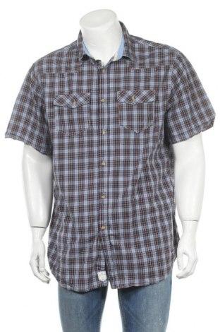 Мъжка риза Lee Cooper, Размер XXL, Цвят Многоцветен, Памук, Цена 10,29лв.