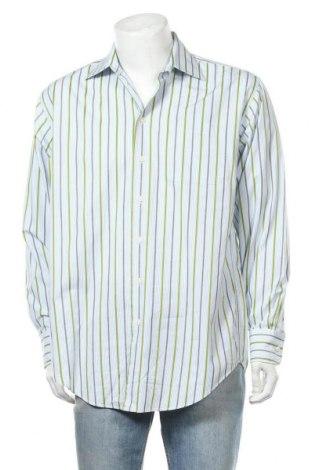 Ανδρικό πουκάμισο Nautica, Μέγεθος L, Χρώμα Πολύχρωμο, Βαμβάκι, Τιμή 11,69€